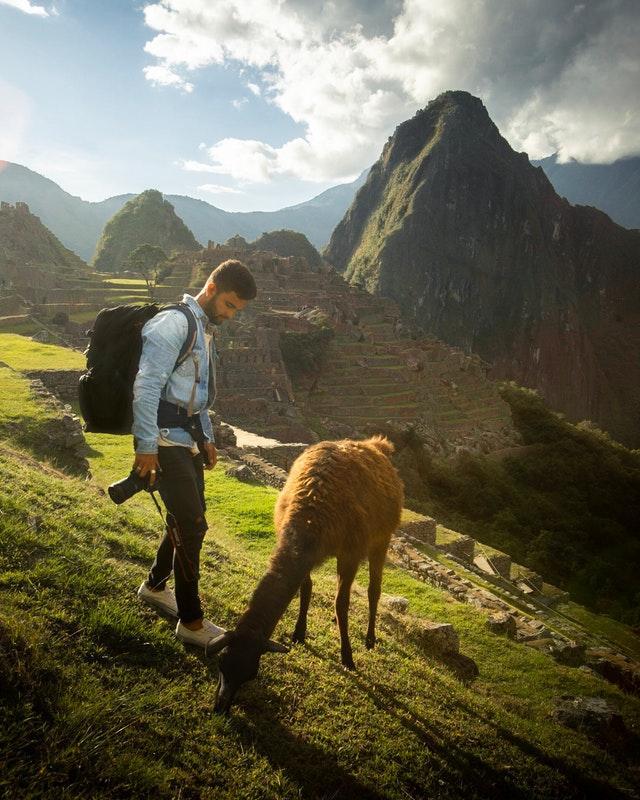 Nästa destination blir Peru